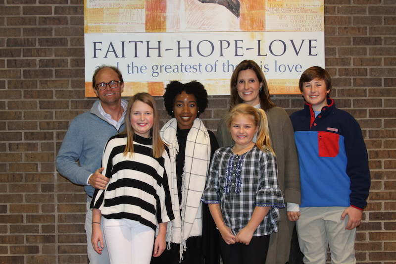 "Searcy Endowment ""Pays It Forward"" for Talented Students"